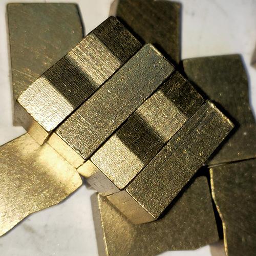 New Sharp Up 6.5mm Multi-blade Segments for Granite
