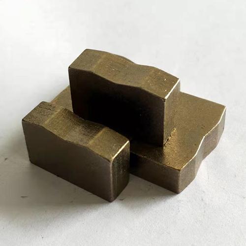 New Sharp 6.5mm Multi-blade Segments for Granite
