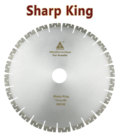 φ350mm IN01/IN07W India Sharp King W