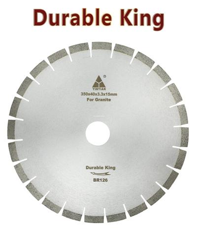 φ350mm Granite Blades BR126