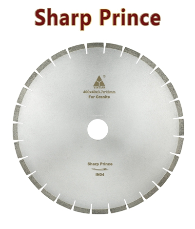 φ400mm EG03 W Egypt Sharp Prince for granite