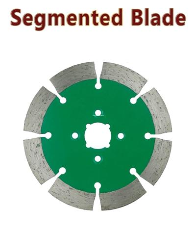 φ115mm Segmented Blade