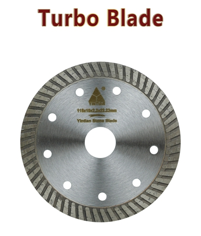 φ115mm Turbo Blade