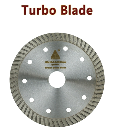 φ125mm Turbo Blade