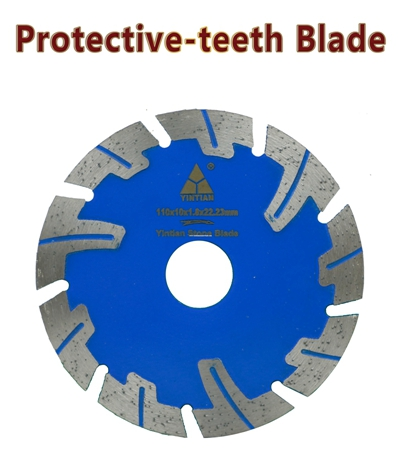 φ110mm Protective-teeth Blade