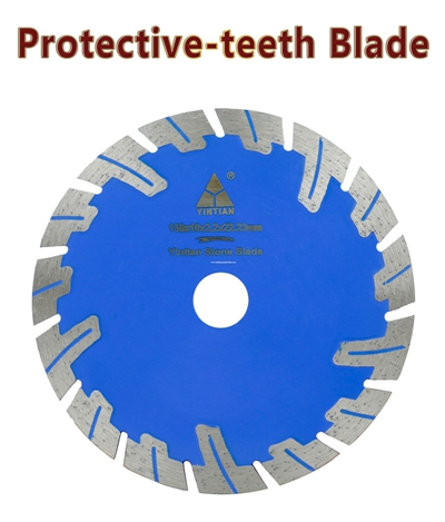 φ150mm Protective-teeth Blade