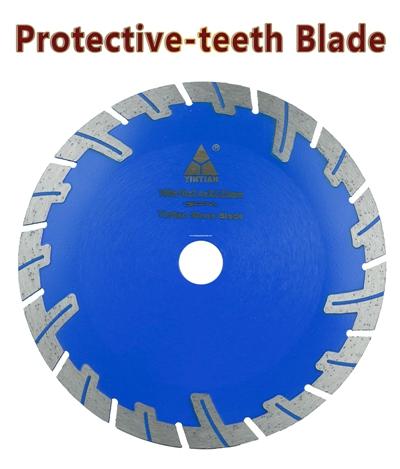 φ180mm Protective-teeth Blade