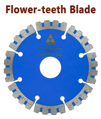 φ105mm Flower-teeth Blade