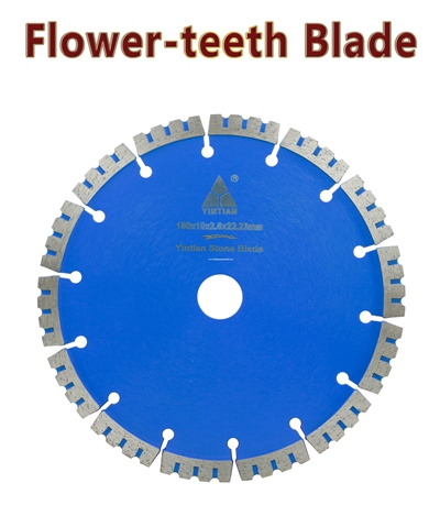 φ180mm Flower-teeth Blade