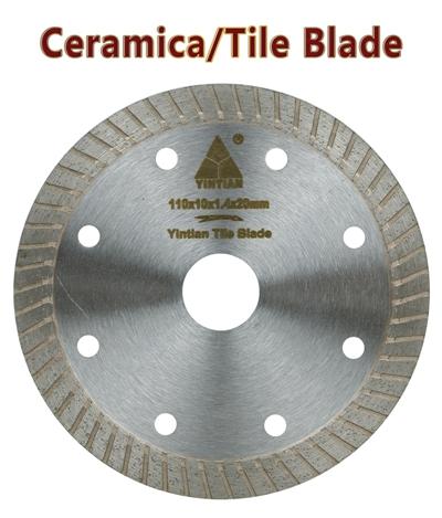 φ110mm Ceramica/Tile Blade-T