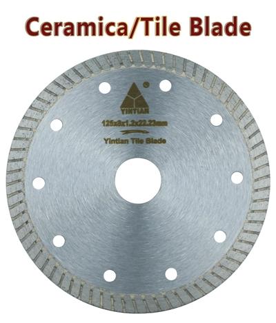 φ125mm Ceramica/Tile Blade-T