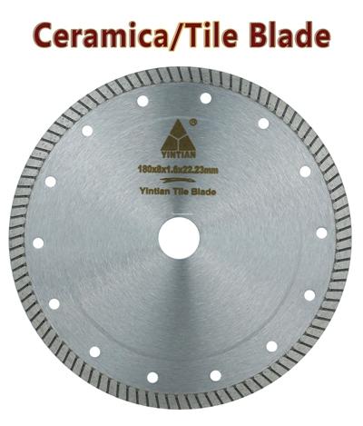 φ180mm Ceramica/Tile Blade-T