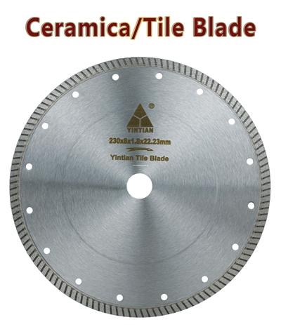 φ230mm Ceramica/Tile Blade-T