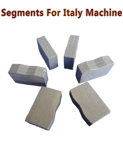 φ1600mm HH EG06 Italy Machine Segments