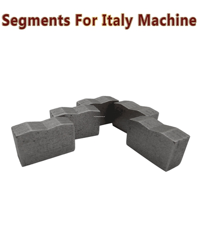 φ1200mm HH EG02B Italy Machine Segments