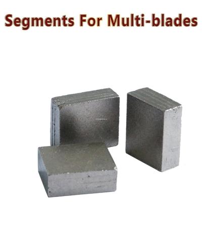 6.5mm ZGHX multi blade segment