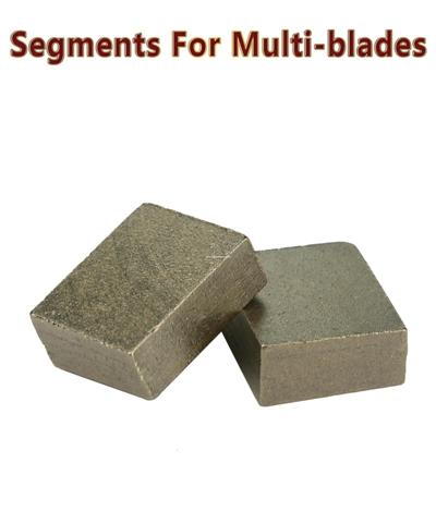 6.5mm ZGMT multi blade segment