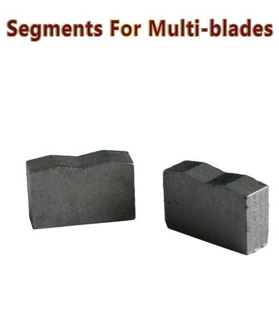 6.5mm ZGHH multi blade segment