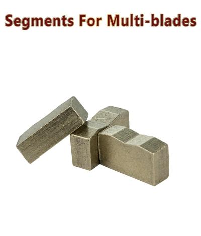 5.5mm ZGHX multi blade segment