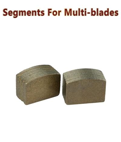 5.5mm ZGHH multi blade segment