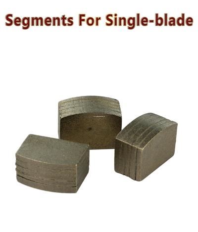 φ1200mm UKHH single blade segment