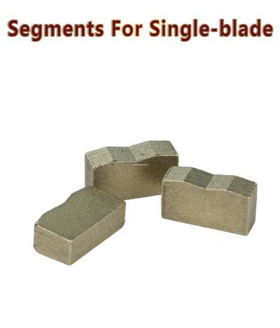 φ1600mm INHX single blade segment