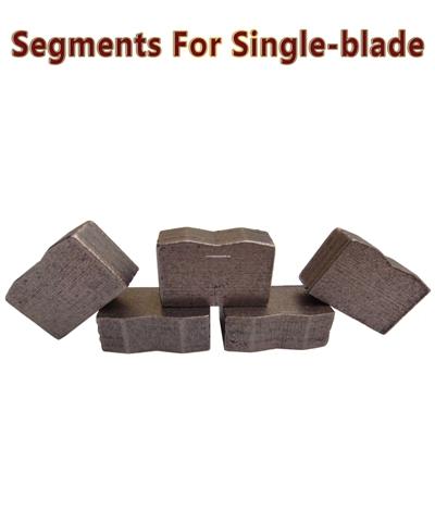φ1600mm UKHH single blade segment