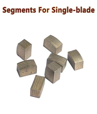 φ2000mm INHX single blade segment