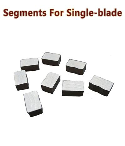 φ2000mm UKHH single blade segment