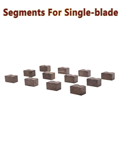 φ2500mm INHX single blade segment