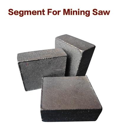 φ2500mm ZGHH mining saw segment