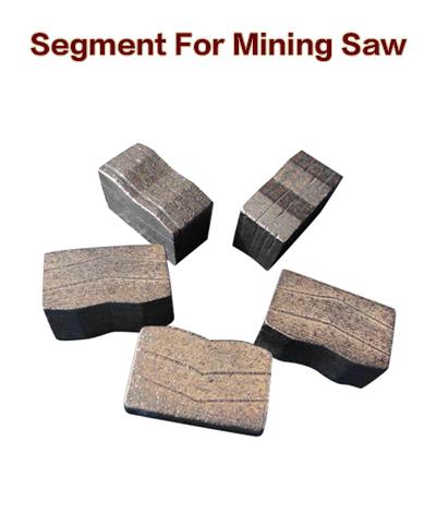 φ2500mm ZGHX mining saw segment