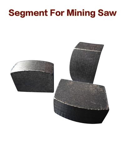 φ2500mm ZGMT mining saw segment