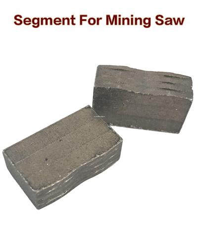 φ3000mm ZGHH mining saw segment