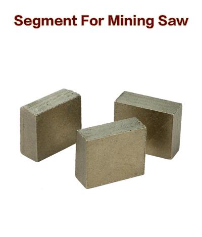 φ3500mm ZGHH mining saw segment