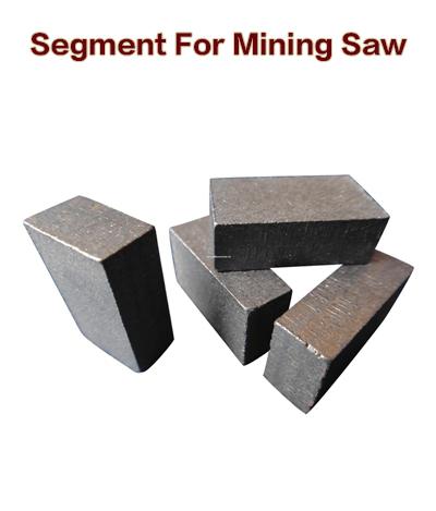 φ3000mm ZGMT mining saw segment