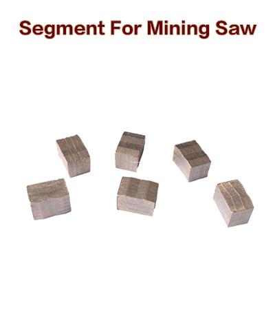 φ3500mm ZGHX mining saw segment