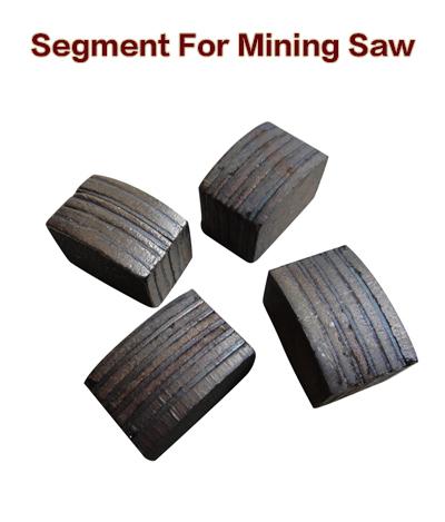 φ3500mm ZGMT mining saw segment