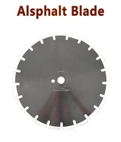 φ350mm Asphalt Blade