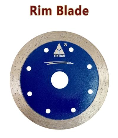 φ125mm Rim Blade