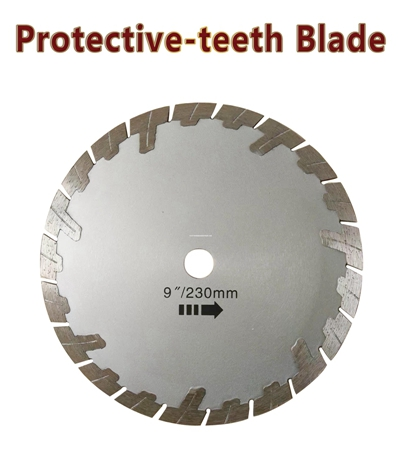 φ230mm Protective-teeth Blade