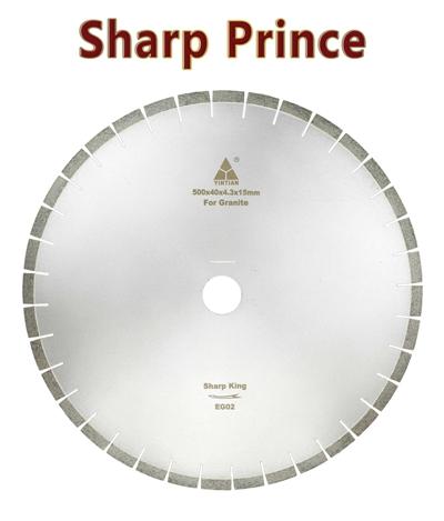 φ500mm Granite Blades IN04
