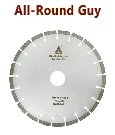 φ300mm Turkey Allround Guy