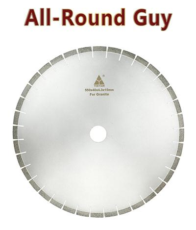 φ550mm IN04/500 India Allround guy