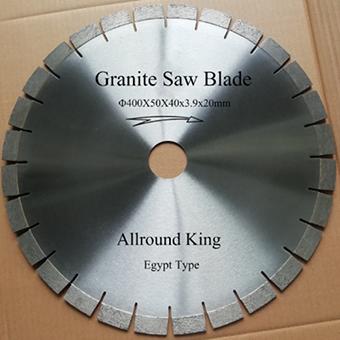 φ400 Granite Saw Blades For Egyptian Market
