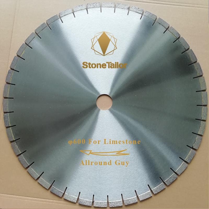 φ600MM Limestone Saw Blade