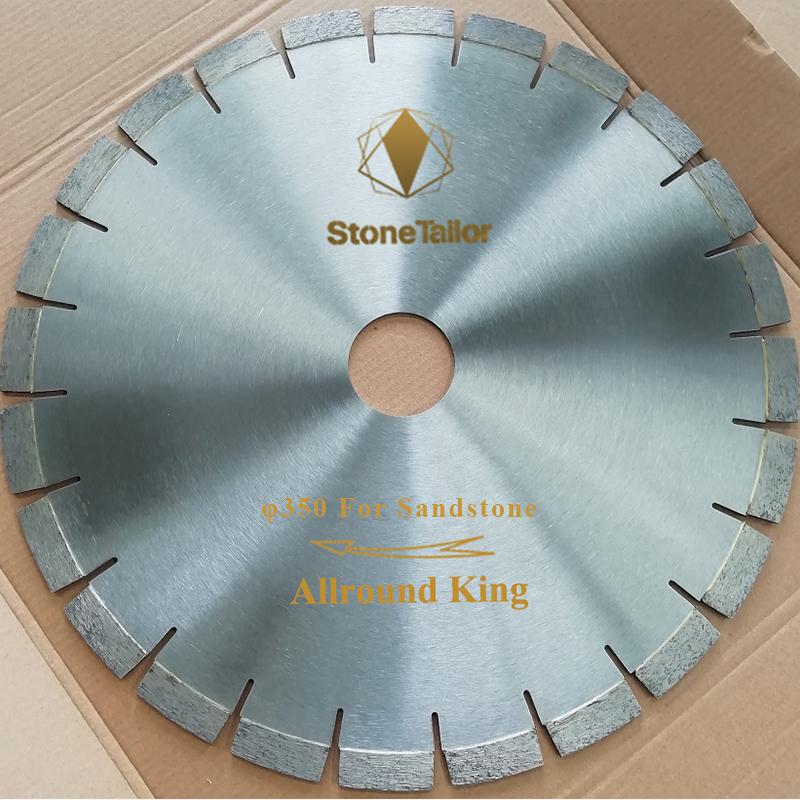 φ350MM Sandstone Saw Blade