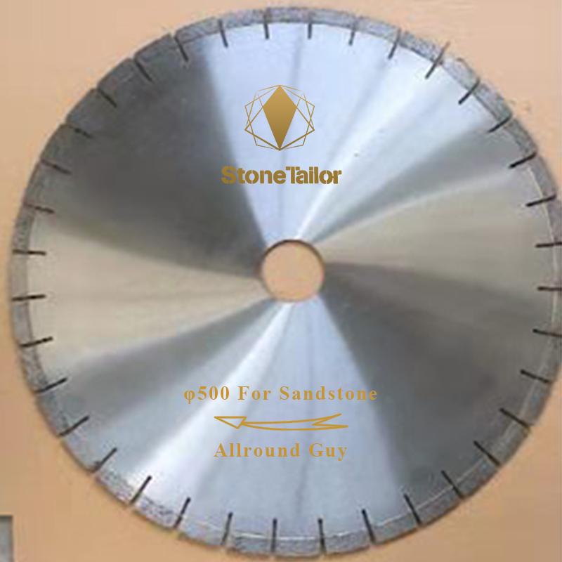 φ500MM Sandstone Saw Blade