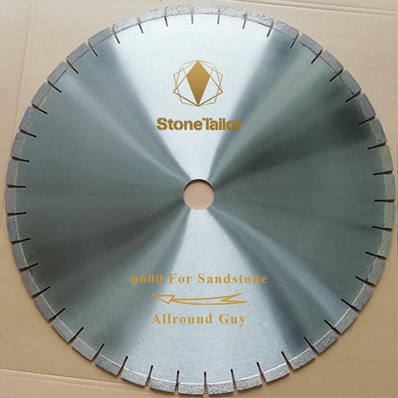 φ600MM Sandstone Saw Blade