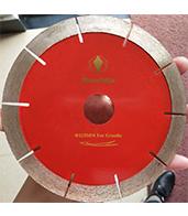 φ125mm Dry Cutting Blades